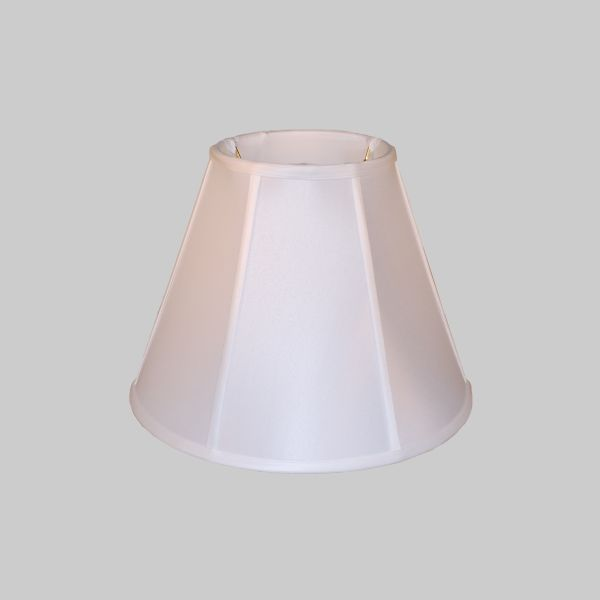 Buy A 16 Quot White Empire Shantung Lamp Shade Part 20354