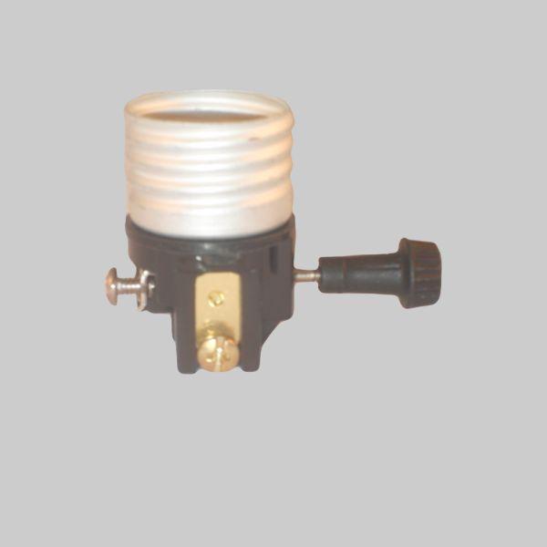 Buy A Interior Only On Off Turn Knob Lamp Socket Part 30699 Kirks Lane Wholesale