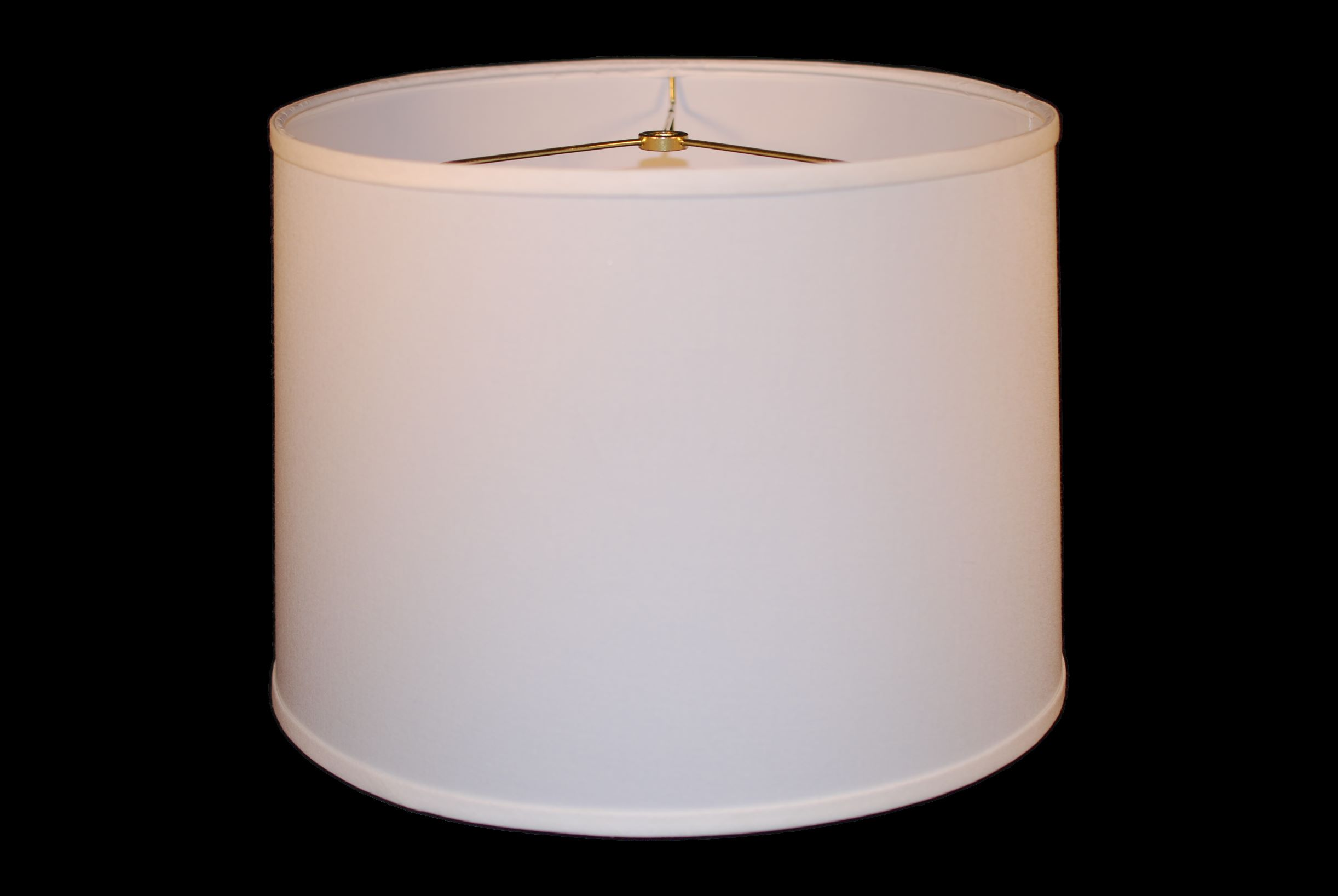 Buy A 16 Quot White Drum Linen Hardback Shade Part 20736